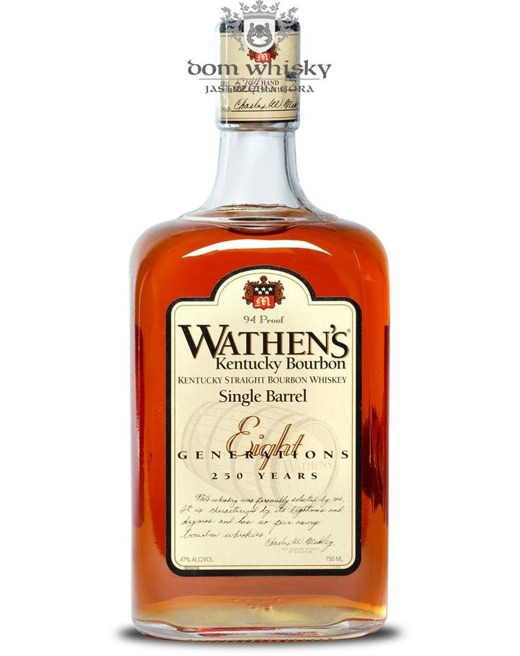 Wathen's Single Barrel 2013 / 47% / 0,75l