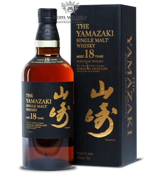 Yamazaki Malt 18 letni Suntory / 43% / 0,7l